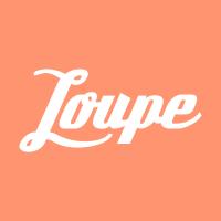 Loupe logo
